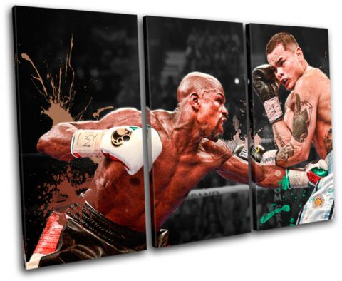 Mayweather Maidana Boxing Sports - 13-2197(00B)-TR32-LO